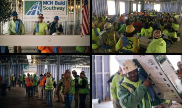 Arundel Elementary School Topping Out Celebration